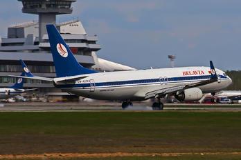 EW-437PA - Belavia Boeing 737-800