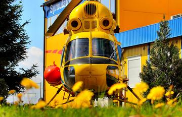 SP-ZXY - Polish Medical Air Rescue - Lotnicze Pogotowie Ratunkowe Mil Mi-2