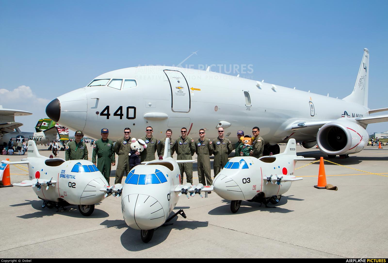 USA - Navy 168440 aircraft at Atsugi AB