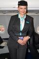 - - Flynas - Aviation Glamour - Flight Attendant aircraft