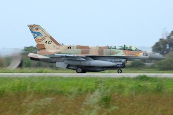 427 - Israel - Defence Force Lockheed Martin F-16I Sufa