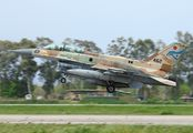 462 - Israel - Defence Force Lockheed Martin F-16I Sufa aircraft
