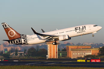 DQ-FJG - Fiji Airways Boeing 737-800