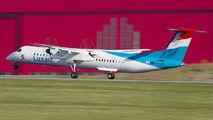 LX-LGN - Luxair de Havilland Canada DHC-8-400Q / Bombardier Q400 aircraft