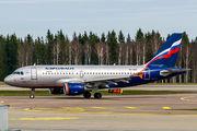 VP-BDN - Aeroflot Airbus A319 aircraft