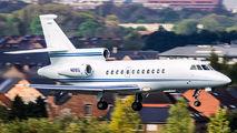 N885 - Private Dassault Falcon 900 series aircraft