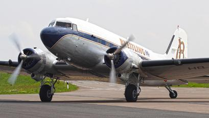 HB-IRJ - Super Constellation Flyers Douglas DC-3