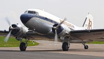 HB-IRJ - Super Constellation Flyers Douglas DC-3 aircraft