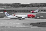 LN-NGJ - Norwegian Air Shuttle Boeing 737-800 aircraft