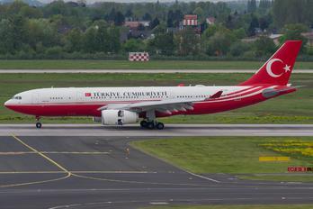 TC-TUR - Turkey - Government Airbus A330-200