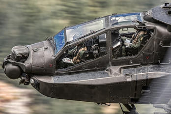 ZJ228 - UK - Army Air Corps Westland Apache AH.1