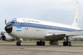 TC-91 - Argentina - Air Force Boeing 707-300