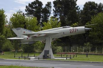 277 - Bulgaria - Air Force Mikoyan-Gurevich MiG-21bis