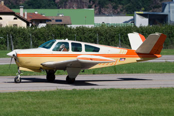 N550CV - Private Beechcraft 35 Bonanza V series