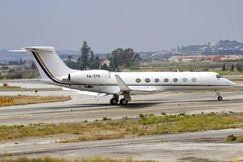 XA-ZTK - Private Gulfstream Aerospace G-V, G-V-SP, G500, G550