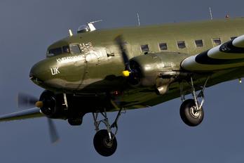 """ZA947 - Royal Air Force """"Battle of Britain Memorial Flight& Douglas C-47A Dakota C.3"""