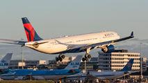 N815NW - Delta Air Lines Airbus A330-300 aircraft