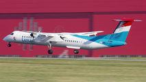 LX-LGH - Luxair de Havilland Canada DHC-8-400Q / Bombardier Q400 aircraft