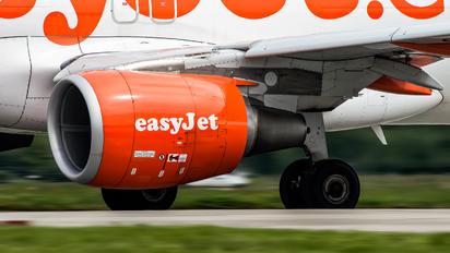 G-EZID - easyJet Airbus A319