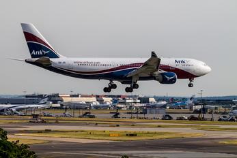 5N-JID - Arik Air Airbus A330-200