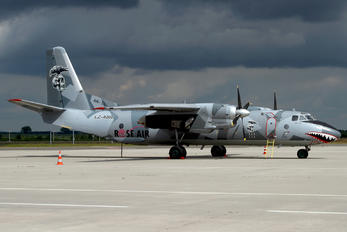 LZ-ABR - Rose Air Antonov An-26 (all models)