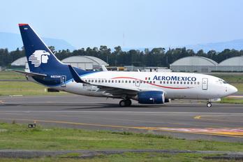 N423AM - Aeromexico Boeing 737-700