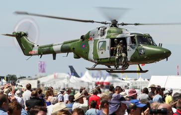 ZD284 - British Army Westland Lynx AH.7