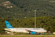 EI-FDM - MetroJet Airbus A320 aircraft