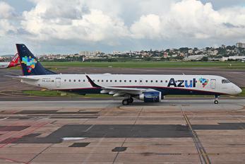 PR-AUH - Azul Linhas Aéreas Embraer ERJ-195 (190-200)