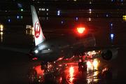 JA831J - JAL - Japan Airlines Boeing 787-8 Dreamliner aircraft