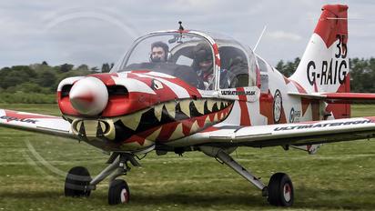 G-RAIG - Private Scottish Aviation Bulldog