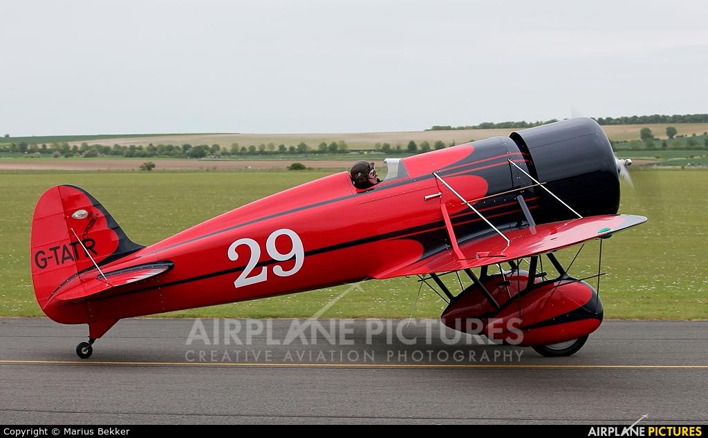 Private G-TATR aircraft at Duxford