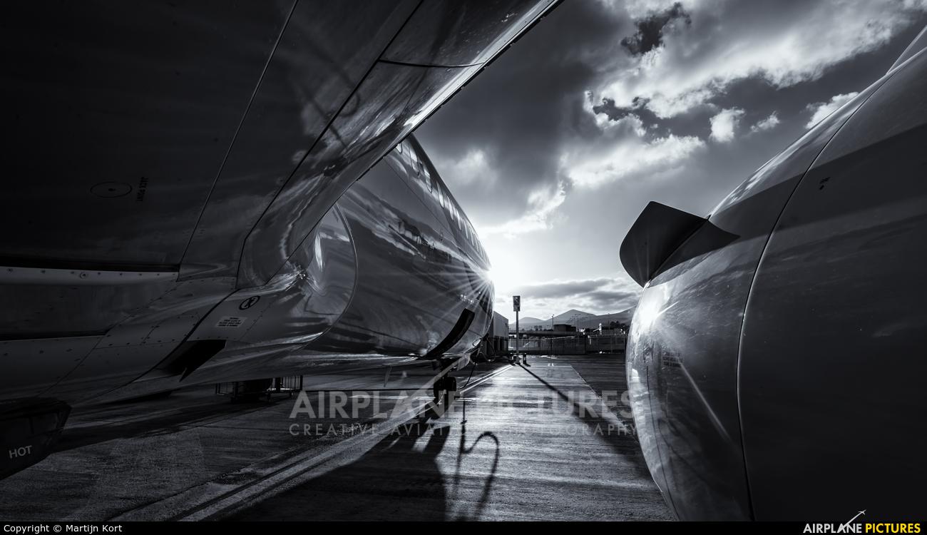 Arke/Arkefly PH-TFD aircraft at Las Palmas de Gran Canaria