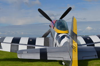 N11T - Private North American P-51D Mustang