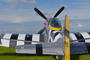 N11T - Private North American P-51D Mustang aircraft