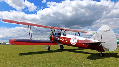 F-AZMZ - Private Boeing Stearman, Kaydet (all models)