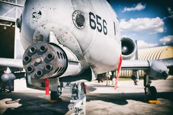 82-656 - USA - Air Force Fairchild A-10 Thunderbolt II (all models)