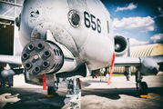 82-656 - USA - Air Force Fairchild A-10 Thunderbolt II (all models) aircraft
