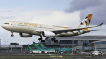 A6-EYD - Etihad Airways Airbus A330-200 aircraft