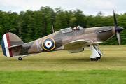 F-AZXR - Private Hawker Hurricane I aircraft