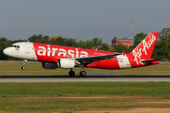HS-ABZ - AirAsia (Thailand) Airbus A320