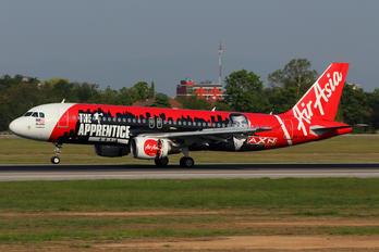 9M-AFA - AirAsia (Malaysia) Airbus A320