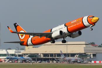 HS-DBH - Nok Air Boeing 737-800
