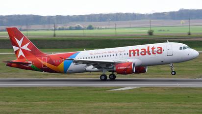 9HANE - Air Malta Airbus A320