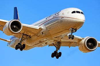 N27903 - United Airlines Boeing 787-8 Dreamliner