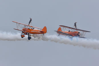 - - Breitling Wingwalkers Boeing Stearman, Kaydet (all models)