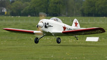 G-BBBB - Private Taylor Monoplane aircraft