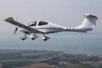 PH-JLK - Vliegclub Rotterdam Diamond DA 40 Diamond Star