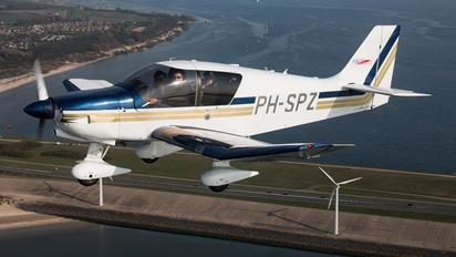 PH-SPZ - Vliegclub Rotterdam Robin DR.400 series