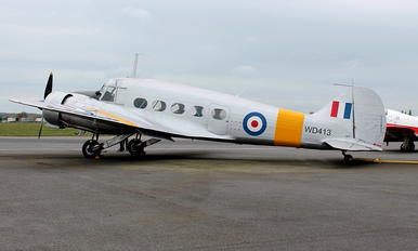 WD413 - Private Avro 652 Anson (all variants)